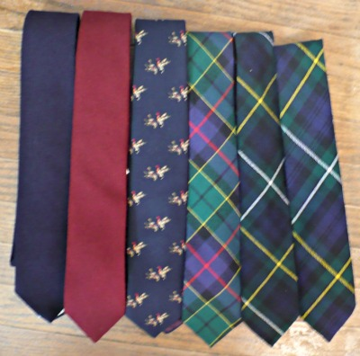 Tie Collection Wool