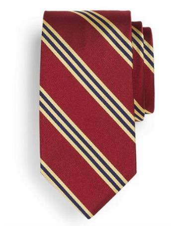 BB #1 Striped Tie