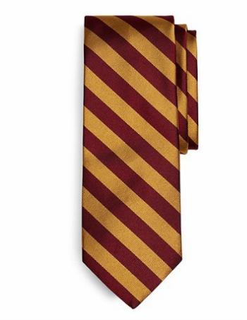 BB #4 Striped Tie
