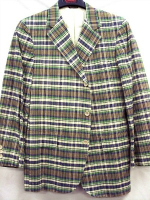 860b0a50781 O'Connell's Madras Sport Coat 2