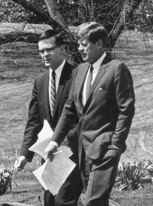 JFK and Sorensen
