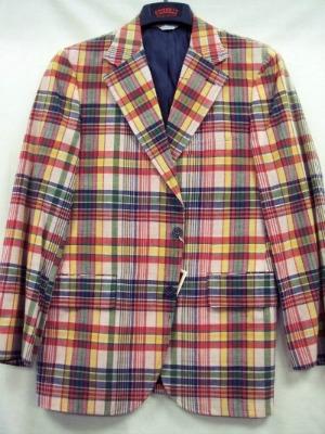 64e9482d294 O'Connell's Madras Sport Coat