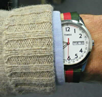 Sweater & Watchband