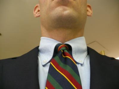 Tie & Collar Roll