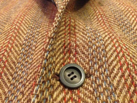 Bold Striped tweed