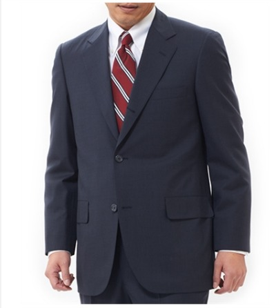 Madison Sack Suit