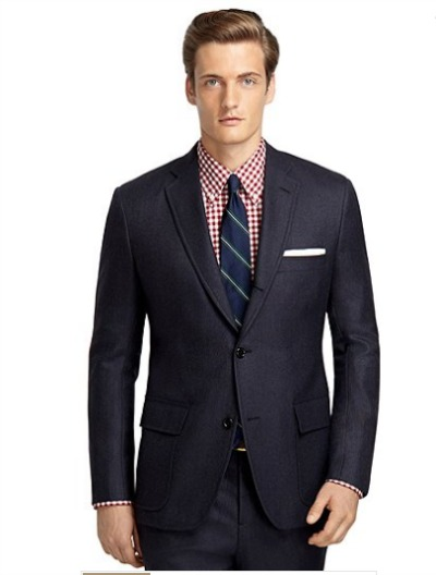 Own Make 101 Hopsack Suit