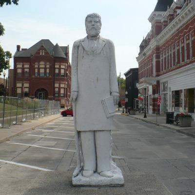 George Bartholomew Stature