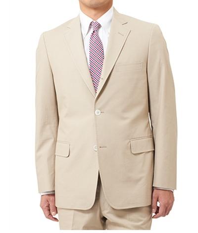Stone Poplin Sack Jacket