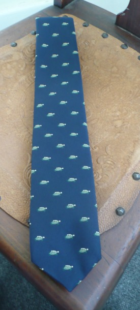 Turtle Emblematic Tie