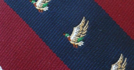 Duck Tie  Featured