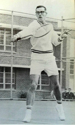 Tennis Player 1963