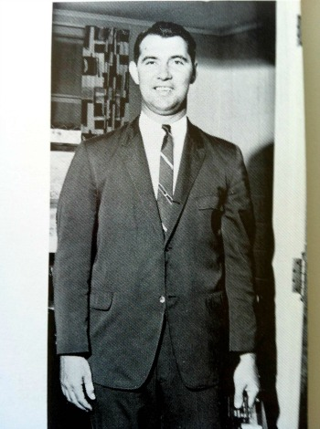 Witt Faculty 1963-65 #9