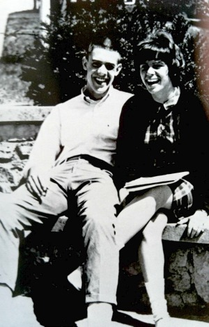 Witt Student Couple