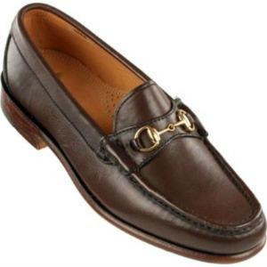 Alden Horse Bit Loafers