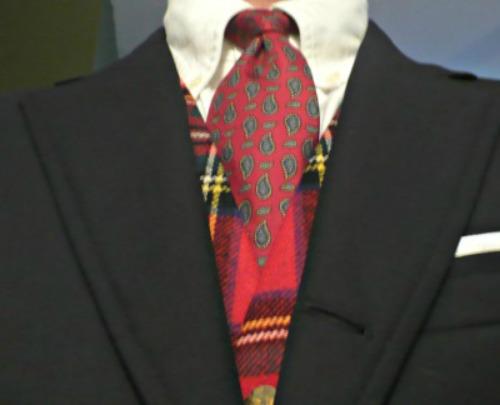 Blazer and waistcoat