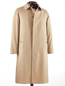J.Press Raincoat