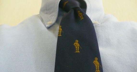 Manneken Pis Tie