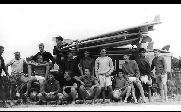 1950-60s surfing