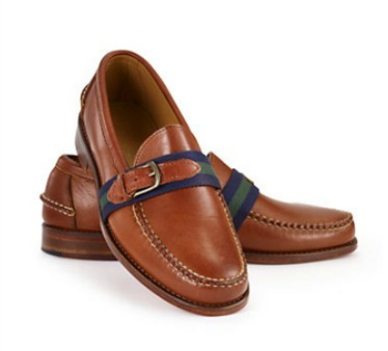 Ralph Lauren Ribbon Loafer