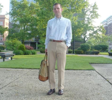 Finshed Pants