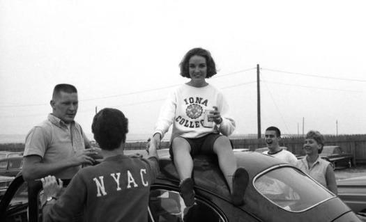 Iona College Sweatshirt