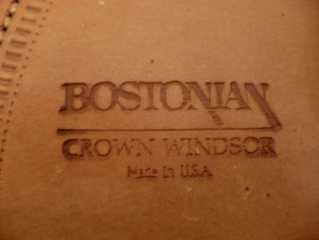 Bostonian Crown Windsor