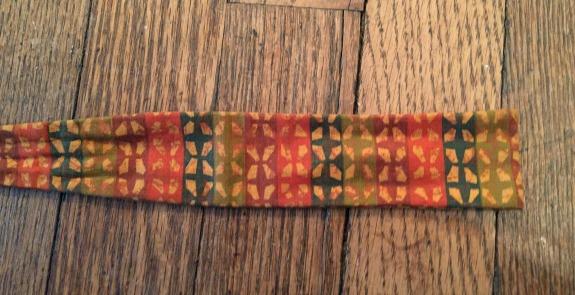 Batik Bow tie