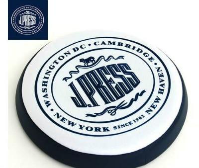 J.Press Frisbee
