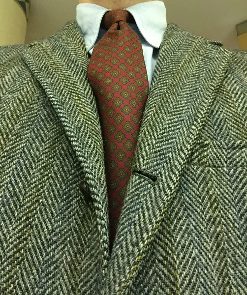 Tweed and Tie