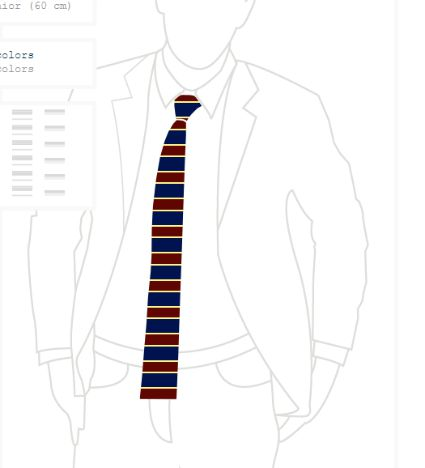 Knit Tie # 3