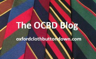The OCBD Blog