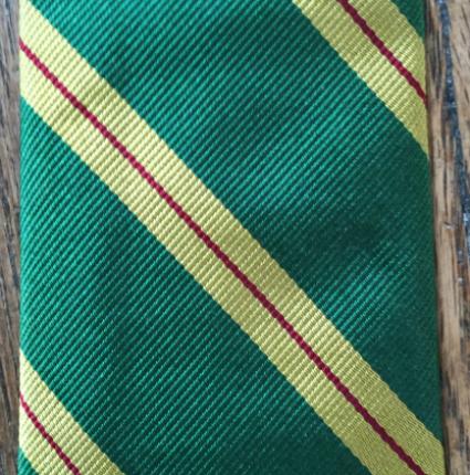 Malaya Regiment tie