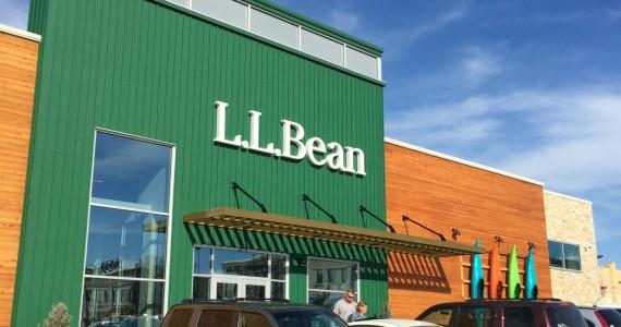 Columbus Ohio LL Bean Store