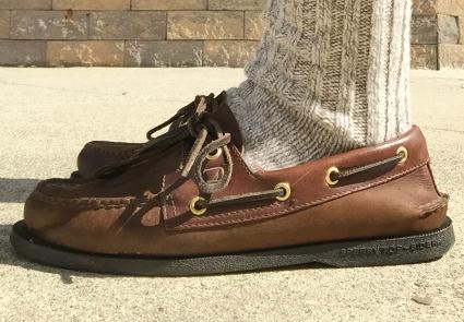 Boat Shoes & Socks? |