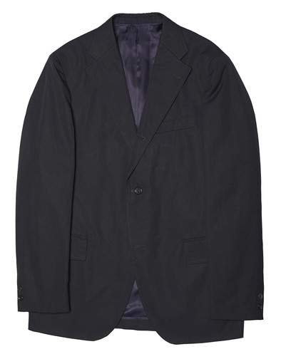 J.Press Blue Poplin Blazer