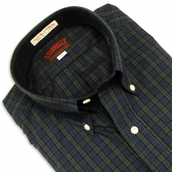 Tartan Shirt in Broadcloth
