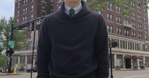 Shawl Collar & Tie