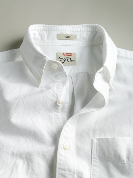 J.Crew Unlined Collar