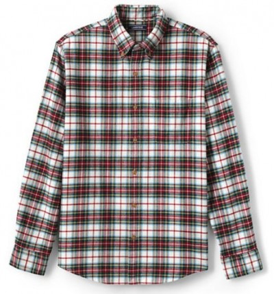 Dress Stewart Flannel Shirt