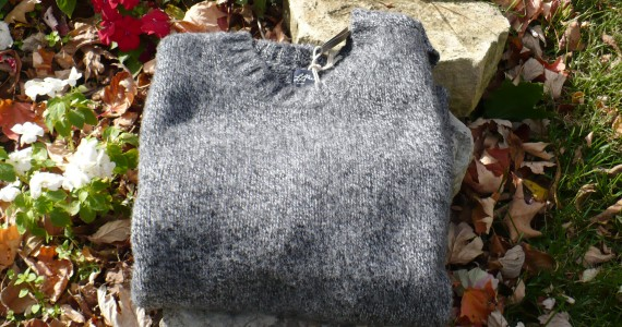 ll bean signature sweater