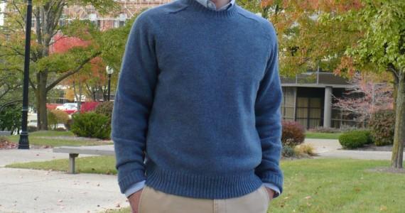 BB Shetland Sweater