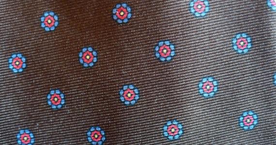 Giacoma tie close up