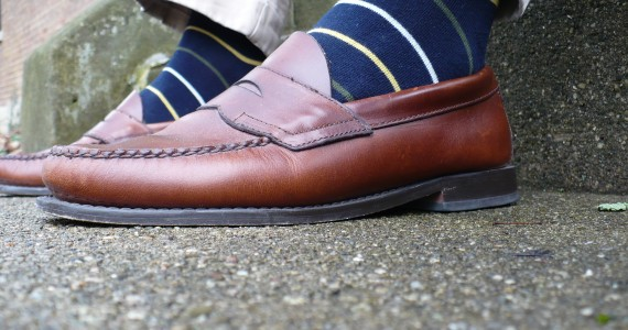 Multi-Striped-Socks