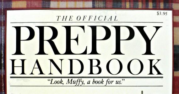 Preppy Handbook New