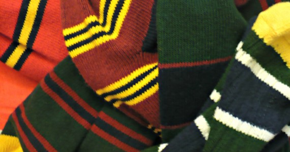 Regiment Repp Rugby Striped Socks
