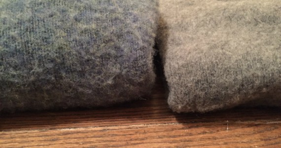 JPress vs PRL Brushed Sweaters