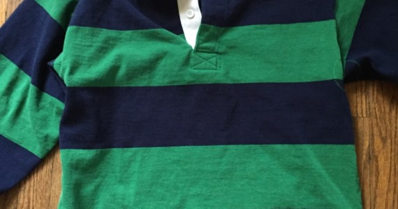 Kelly Green Rugby