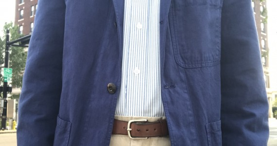 Ivy Chore Jacket