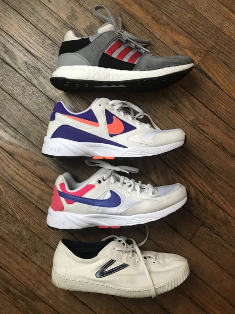 OCBD Sneaker Collection